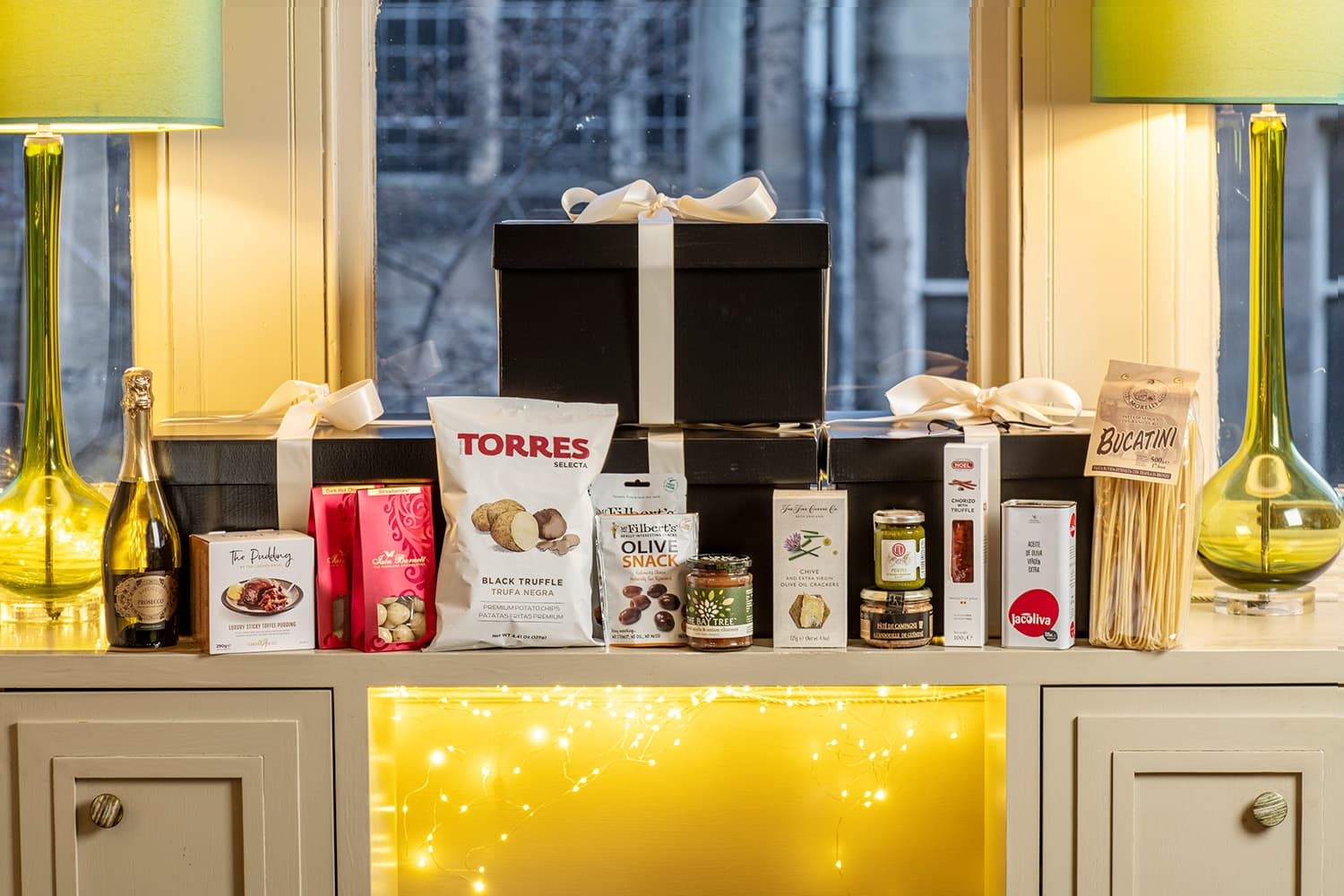 The Ultimate Foodies Hamper